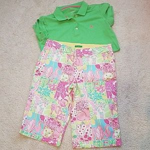 Lilly Pulitzer Bermuda shorts, Palm Beach Fit